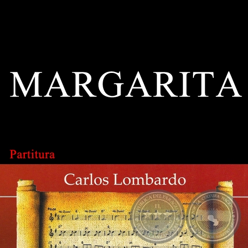 MARGARITA (Partitura)