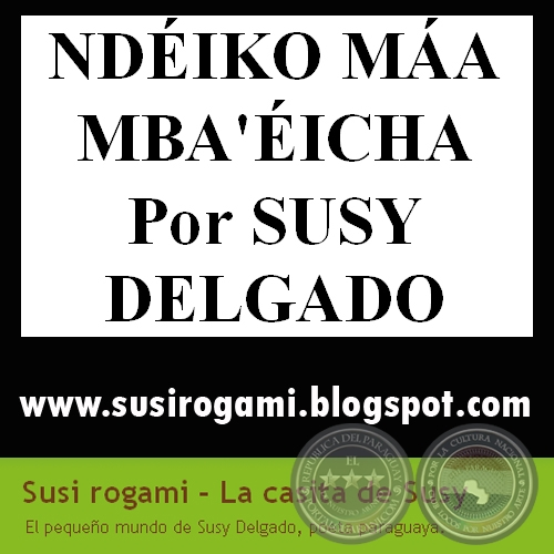 POES�AS EN GUARAN� de SUSY DELGADO