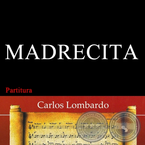 MADRECITA (Partitura)