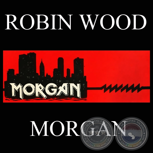 MORGAN (Personaje de ROBIN WOOD)