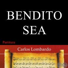 BENDITO SEA (Partitura)