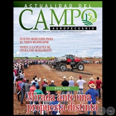 CAMPO AGROPECUARIO - AÑO 16 - NÚMERO 190 - ABRIL 2017 - REVISTA DIGITAL