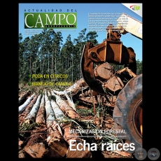 CAMPO AGROPECUARIO - AÑO 10 - NÚMERO 120 - JUNIO 2011 - REVISTA DIGITAL