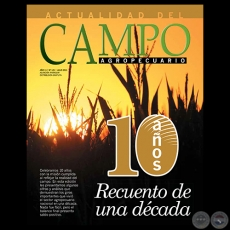 CAMPO AGROPECUARIO - AÑO 11 - NÚMERO 121 - JULIO 2011 - REVISTA DIGITAL