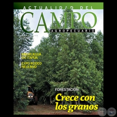 CAMPO AGROPECUARIO - AÑO 11 - NÚMERO 132 - JUNIO 2012 - REVISTA DIGITAL