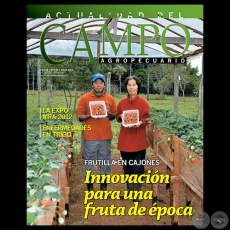 CAMPO AGROPECUARIO - AÑO 12 - NÚMERO 133 - JULIO 2012 - REVISTA DIGITAL