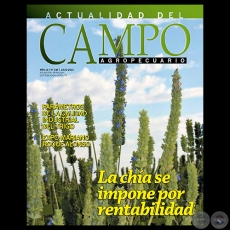 CAMPO AGROPECUARIO - AÑO 13 - NÚMERO 145 - JULIO 2013 - REVISTA DIGITAL