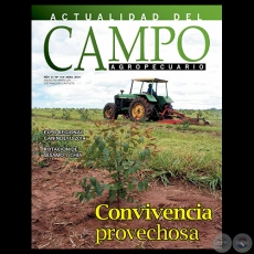 CAMPO AGROPECUARIO - AÑO 13 - NÚMERO 154 - ABRIL 2014 - REVISTA DIGITAL