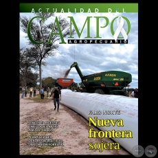 CAMPO AGROPECUARIO - AÑO 13 - NÚMERO 156 - JUNIO 2014 - REVISTA DIGITAL