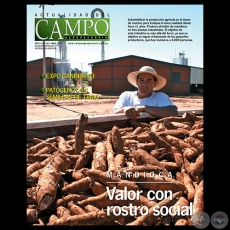 CAMPO AGROPECUARIO - AÑO 9 - NÚMERO 106 - ABRIL 2010 - REVISTA DIGITAL