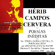 POES�AS IN�DITAS (De: H�RIB CAMPOS CERVERA)