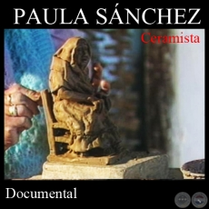 PAULA SÁNCHEZ, CERAMISTA (Documental)