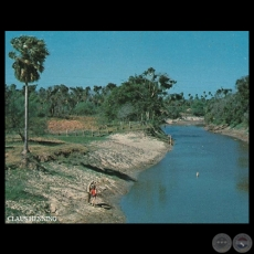 RÍO NEGRO - CHACO PARAGUAYO - Foto de CLAUS HENNING