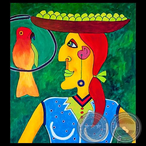 Resultado de imagen para Guillermo Riquelme y Eléonore Guillemin