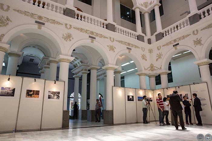 Portal guaran im genes del mercosur 2015 fotograf a for Oposiciones ministerio de exteriores